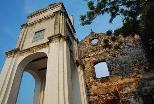 Hoàng thành cổ Malacca - Venice của phương Đông - 8