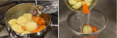 Ức gà xào chua ngọt với rau củ thập cẩm - 5