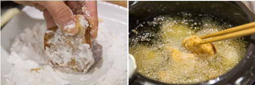 Ức gà xào chua ngọt với rau củ thập cẩm - 9