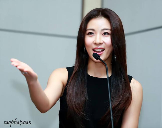 khán giả Việt vì sự thân thiện và xinh đẹp của mình
