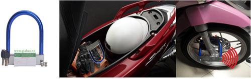 Giải pháp thông minh chống trộm xe máy - 1