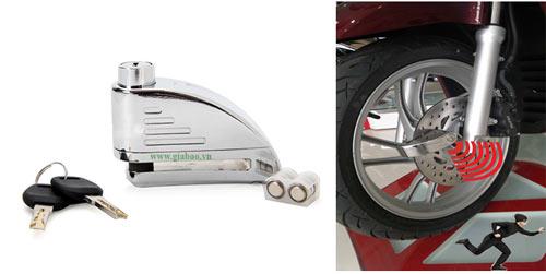Giải pháp thông minh chống trộm xe máy - 2