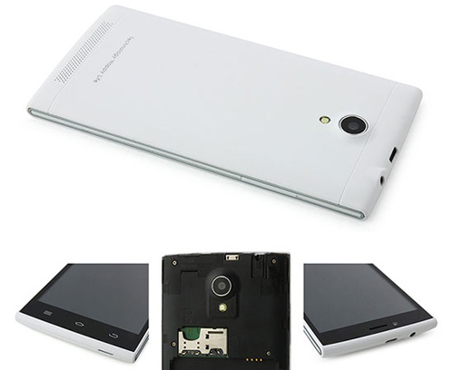 Siêu smartphone chíp 8 nhân Evo X8 có gì hot? - 2