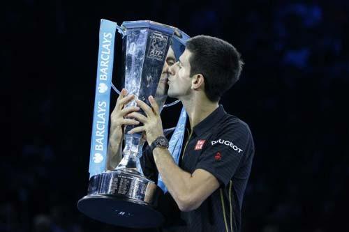 """ATP Finals: Djokovic & những dấu hỏi về giải """"bát hùng"""" - 1"""