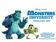 Star Movies 24/11: Monsters University