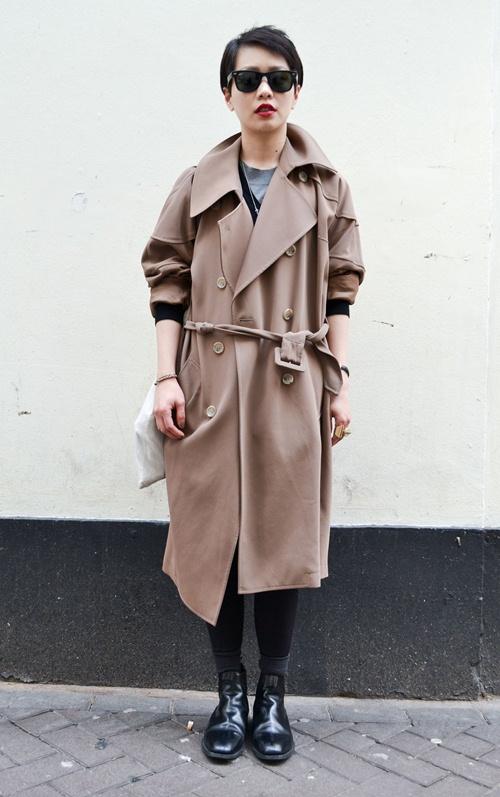 Đừng bao giờ bỏ đi một chiếc áo khoác dài - 1