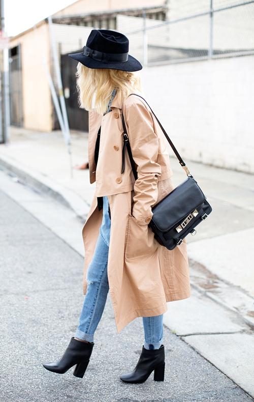 Đừng bao giờ bỏ đi một chiếc áo khoác dài - 11