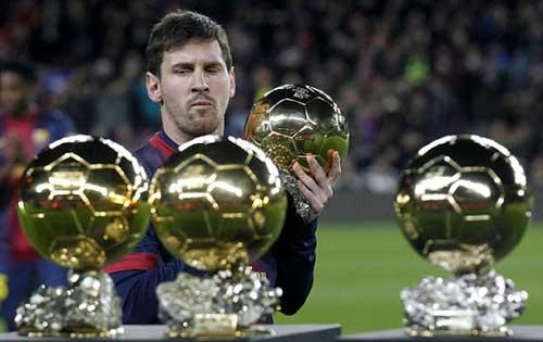 Barca – Messi: Không thể sống thiếu nhau - 2