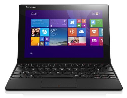 Lenovo giới thiệu bộ đôi tablet Android và Windows mới - 6