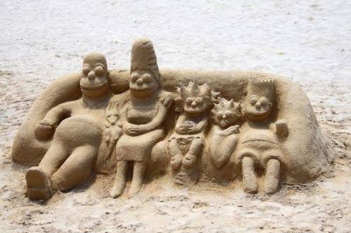 Tranh vui gia đình, không thể nhịn cười - 3