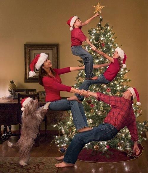 Tranh vui gia đình, không thể nhịn cười - 4