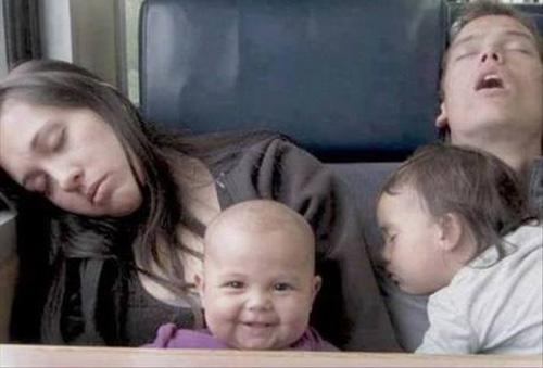 Tranh vui gia đình, không thể nhịn cười - 8