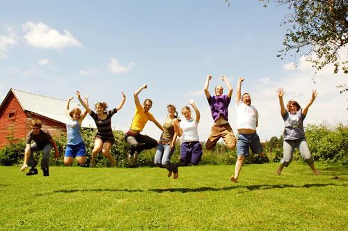 Tranh vui gia đình, không thể nhịn cười - 9