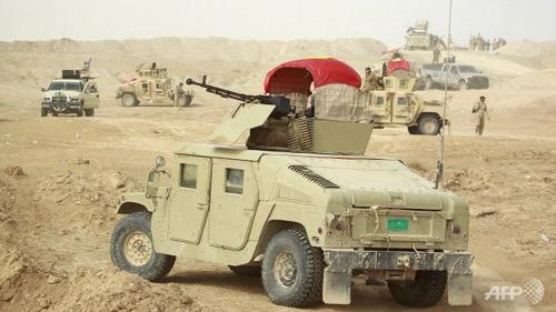 Cựu chỉ huy IS giúp quân đội tiêu diệt phiến quân - 2