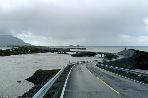 """Hú hồn với cây cầu """"say rượu"""" ở Na Uy - 5"""