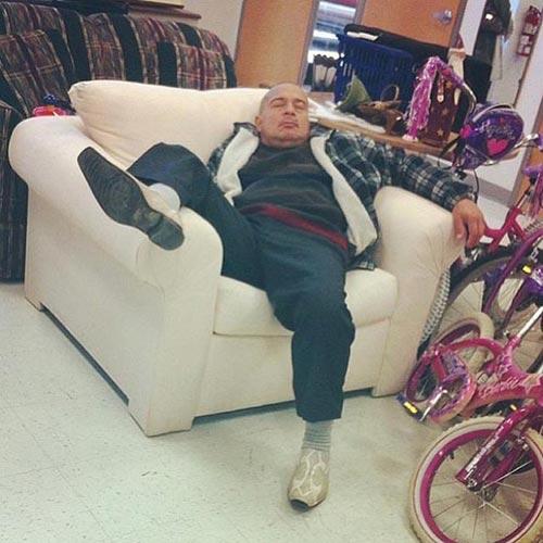 Việc của nàng là mua sắm, chàng chỉ việc... ngủ - 1