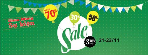 Edena Crazy Sale cực lớn mừng sự kiện đặc biệt - 6