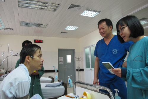 Thay van tim vào vị trí mới, bệnh nhân vẫn sống khỏe - 2