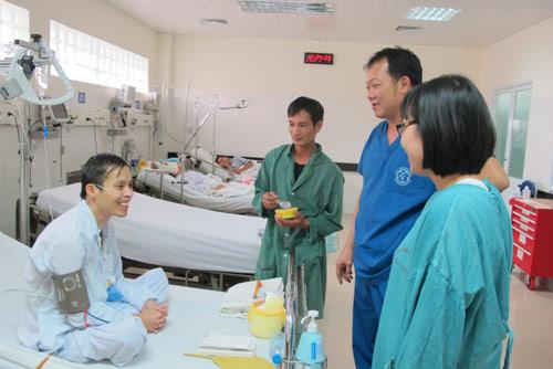 Thay van tim vào vị trí mới, bệnh nhân vẫn sống khỏe - 3