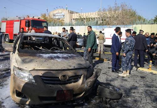 Người Kurd đồng loạt phản công IS trên toàn Iraq - 2