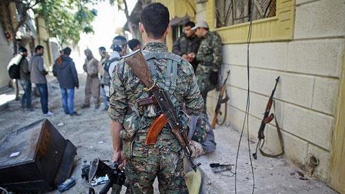 Người Kurd đồng loạt phản công IS trên toàn Iraq - 3