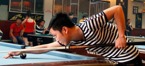 Giải Billiards hàng tuần CLB Phòng tập Chuyên Nghiệp: Chuyên nghiệp từ giải phong trào - 2