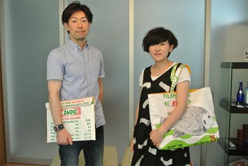 """Giải mã mốt túi """"cám Con Cò"""" sành điệu ở Nhật Bản - 2"""