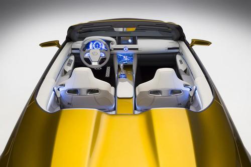 Lexus LF-C2 ra mắt tại triển lãm Los Angeles - 7