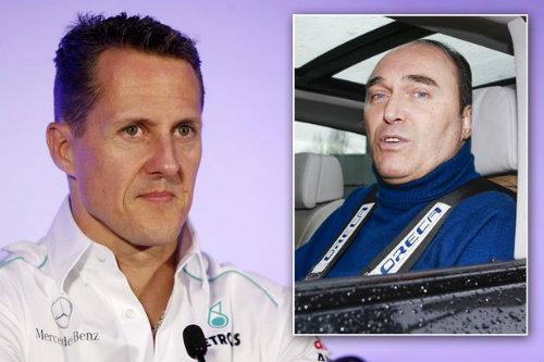 Schumacher đã ngồi được xe lăn nhưng vẫn chưa thể nói - 1