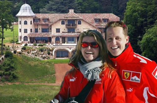 Schumacher đã ngồi được xe lăn nhưng vẫn chưa thể nói - 2