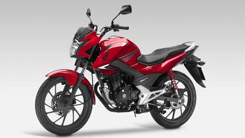 Honda CB125F 2015 – Xe naked bike cho người mới chơi môtô - 1
