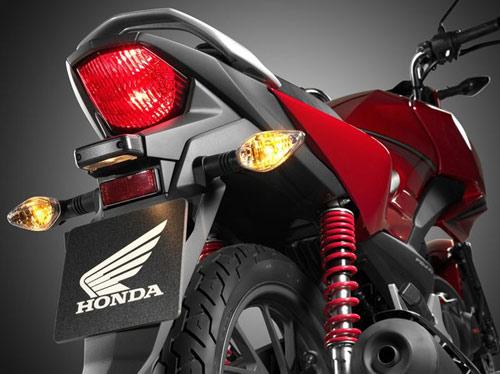 Honda CB125F 2015 – Xe naked bike cho người mới chơi môtô - 11