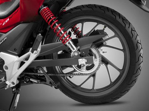 Honda CB125F 2015 – Xe naked bike cho người mới chơi môtô - 12