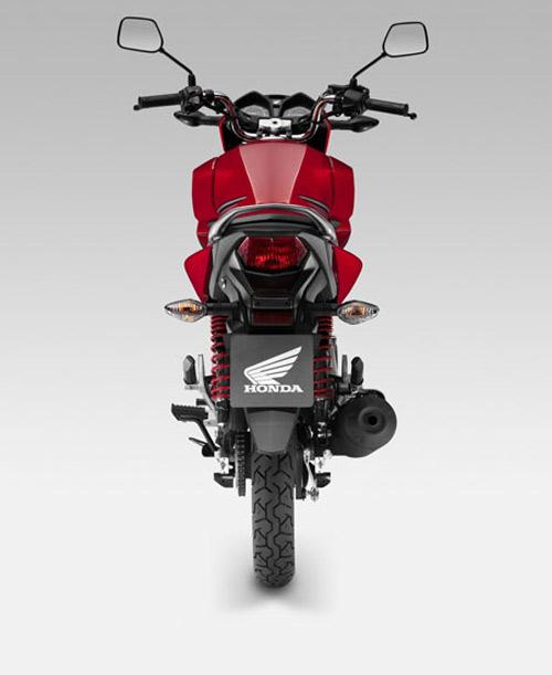 Honda CB125F 2015 – Xe naked bike cho người mới chơi môtô - 5