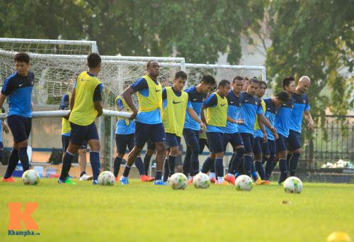 """Dàn cầu thủ nhập tịch Indonesia """"đe dọa"""" ĐTVN - 2"""