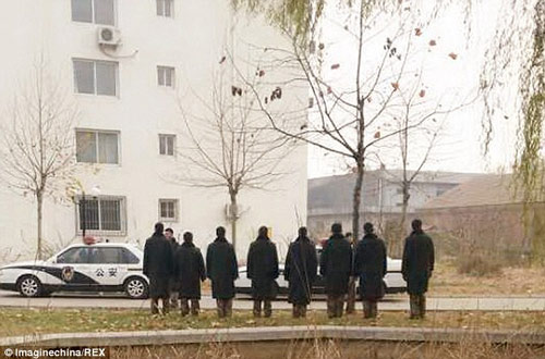 TQ: Thảm sát trong bệnh viện, 7 người thiệt mạng - 3
