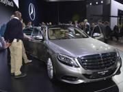 """Mercedes-Maybach S-Class: """"Chiếc xe êm nhất thế giới"""""""