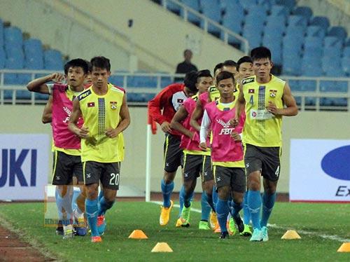 """AFF Cup: ĐT Lào - """"nhân tố bí ẩn"""" với tài năng trẻ 16 tuổi - 1"""