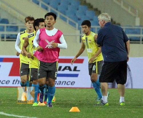 """AFF Cup: ĐT Lào - """"nhân tố bí ẩn"""" với tài năng trẻ 16 tuổi - 2"""