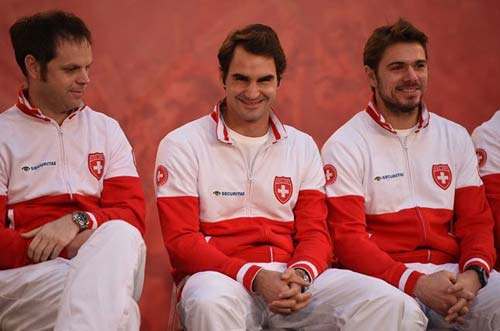 Davis Cup: Wawrinka sẵn sàng, Federer chắc chắn ra sân - 1