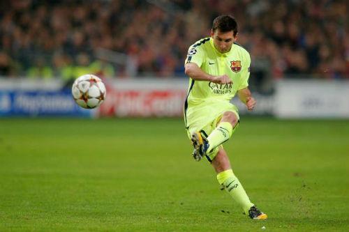 Messi bị Barca quay lưng trong cuộc đua giành QBV - 3