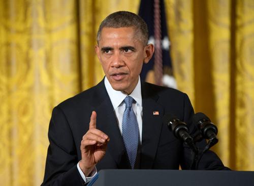 """Quy định nhập cư mới của Obama """"cứu"""" 5 triệu người Mỹ - 1"""