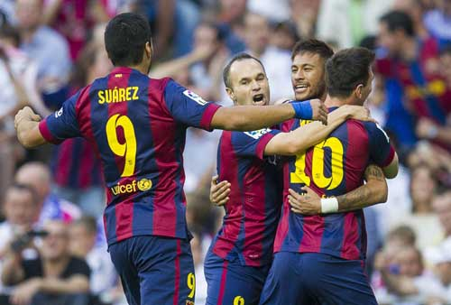 Liga trước V12: Real, Barca và những ngày giông bão - 2