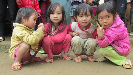 Chuyện của những đứa trẻ Kim Bon