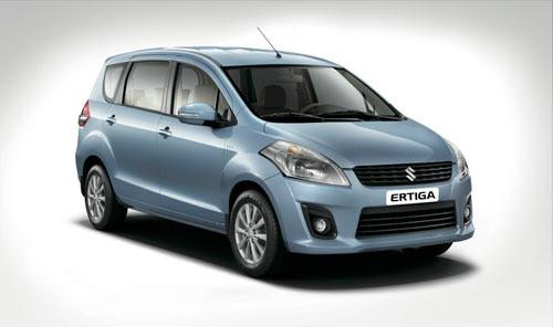 Việt Nam Suzuki giới thiệu mẫu xe Ertiga mới tại Motorshow 2014 - 4