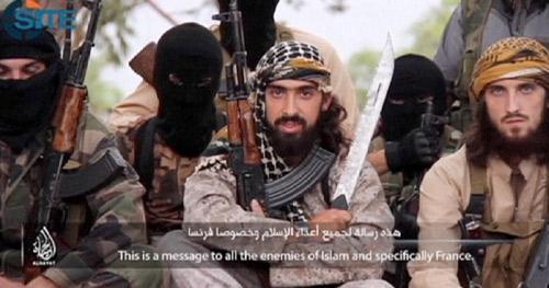 Thủ lĩnh cấp cao của IS bị tên lửa tiêu diệt - 4