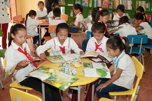 Ý tưởng trẻ thơ 2014 – Đóng góp 2,15 tỷ đồng cho hoạt động khuyến học - 2