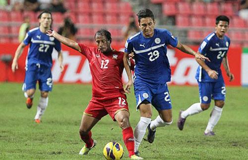 AFF Suzuki Cup 2014: Bốn chọn hai - 2