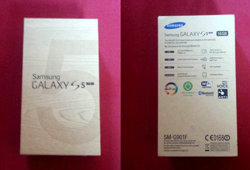 Samsung Galaxy S5 Plus có giá 14 triệu đồng - 1