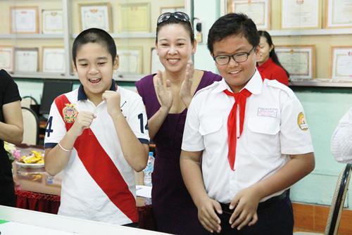 6 học sinh Việt tranh tài tại Olympic Robot Thế Giới - 8